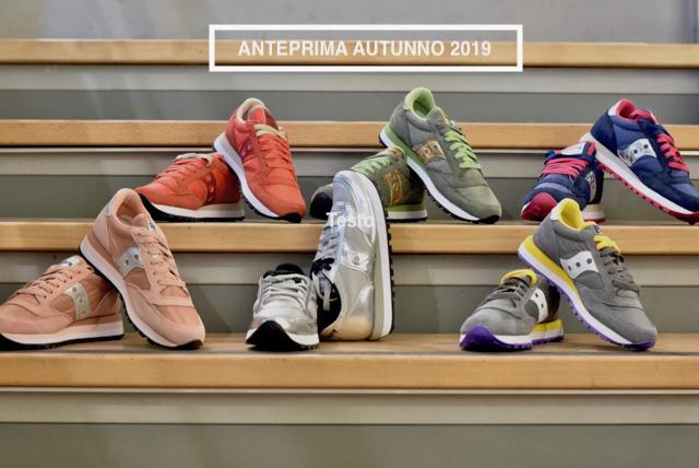 super popular d0c14 268cd Nuovi modelli Saucony estate 2019 - Negozi Saucony Milano ...