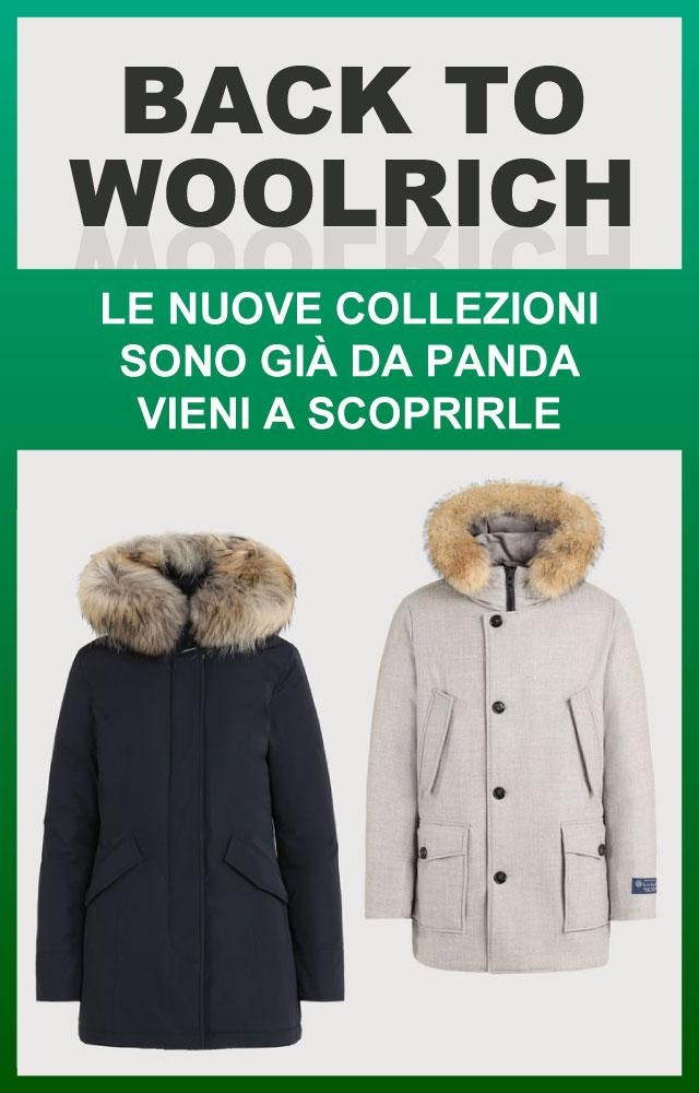 Panda Woolrich Rivenditore Autorizzato Diadora Milano A